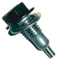 Fiero Magnetic Oil Drain Plugs